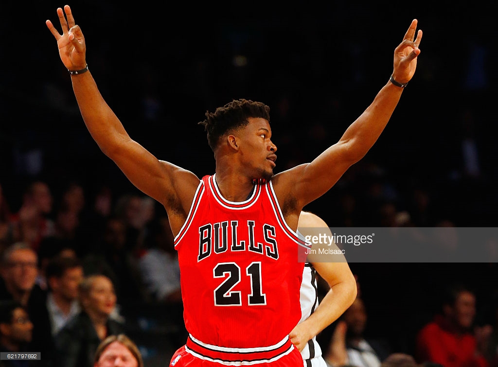 Chicago Bulls' Jimmy Butler Wants To Create His Own NBA Legacy