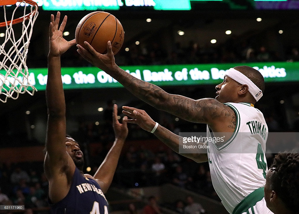 Are We Taking Boston Celtics' Isaiah Thomas' NBA MVP Campaign Seriously Enough?