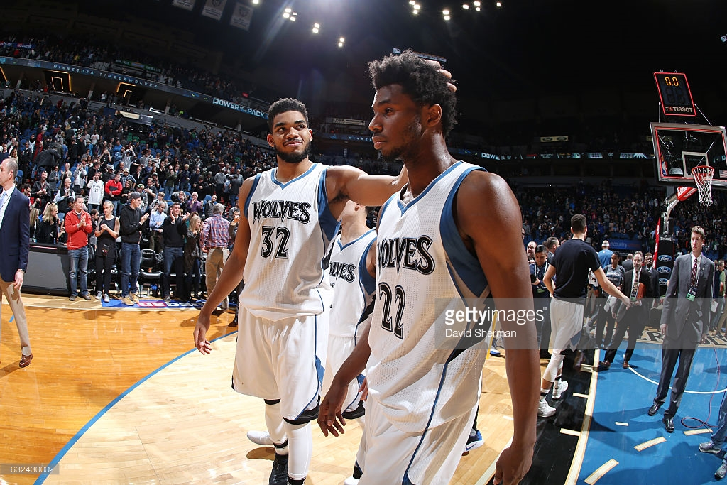 When The Cubs Become Wolves: Minnesota's Rise In The NBA