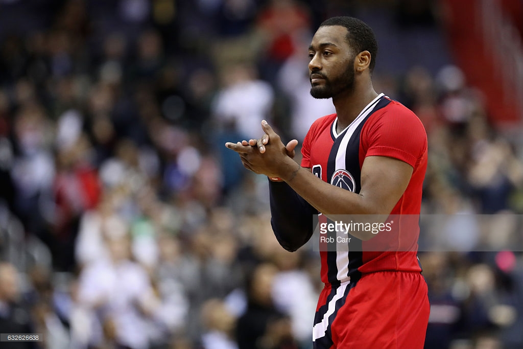 The Wizards' John Wall Seeks To Disrupt The NBA's Pecking Order